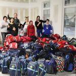 Bag of Hope Packing