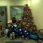 christmas at Armour